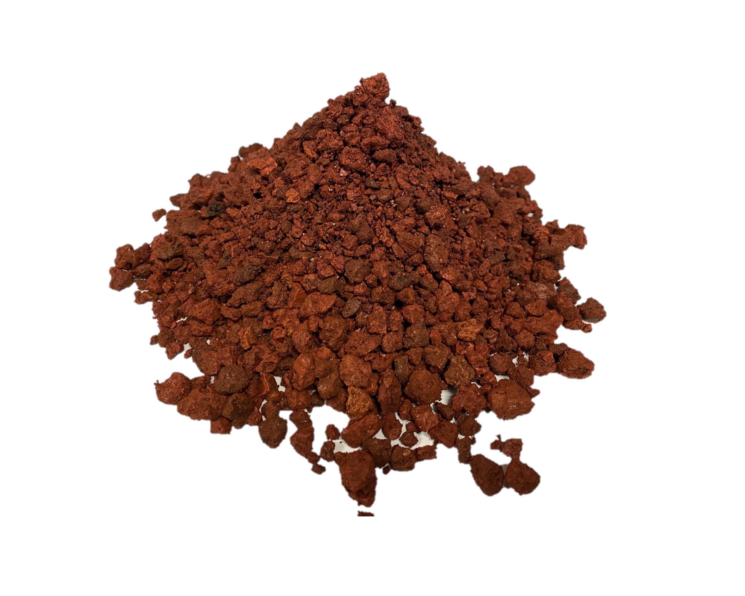Rotopor Lava Sahara-Lava, Rosso Körnung 2-14 mm