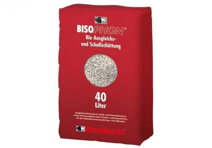 BISOPHON® Bio Ausgleichs- und Schallschüttung 40 Liter